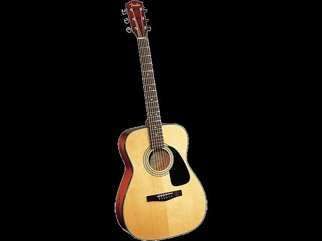 Fender Grand Concert Acoustic Guitar