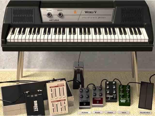 Arturia Wurlitzer Electric Piano