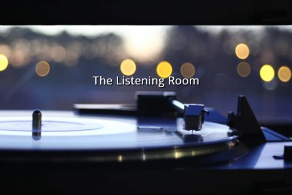 Permalink to: The Listening Room